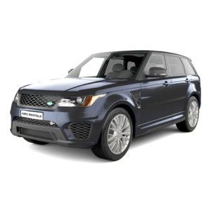 Rent a car Larnaca Range Rover Sport 3