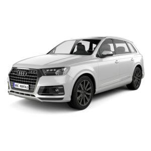 Audi Q7 Rent a car Larnaca Cyprus